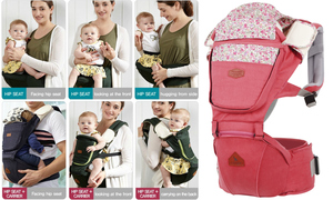 US-Japan Fam loves i-Angel Hipseat Carrier!