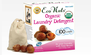 US-Japan Fam loves Eco Nuts organic laundry detergent!