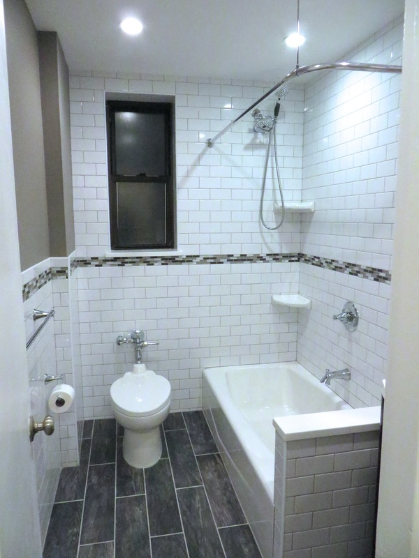 Brooklyn co op bathroom renovation - Bathroom renovations under 10000 ...