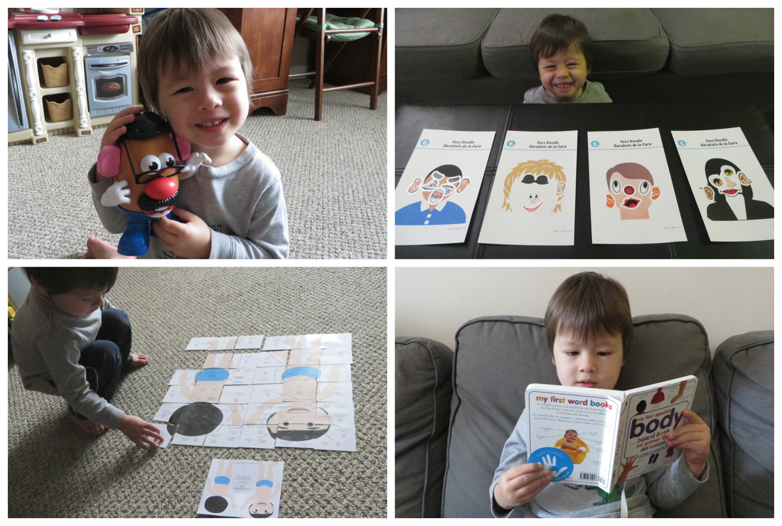 US-Japan Fam reviews Kids' Candor Bilingual Educational Kits