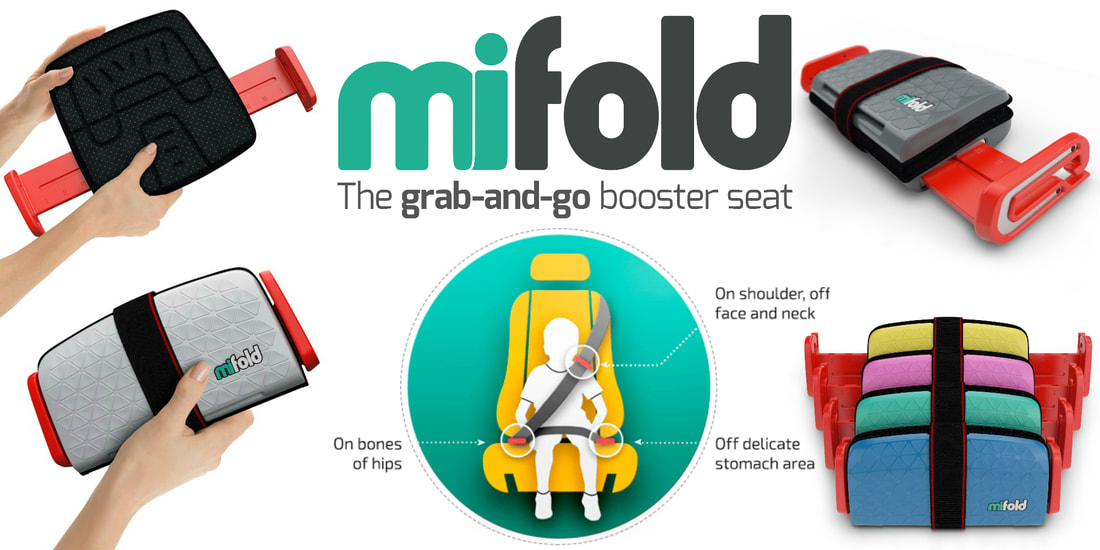 US Japan Fam reviews the mifold Grab-and-Go Booster