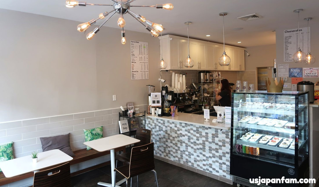 Inside the new Cheesecake Diva in Bay Ridge, Brooklyn
