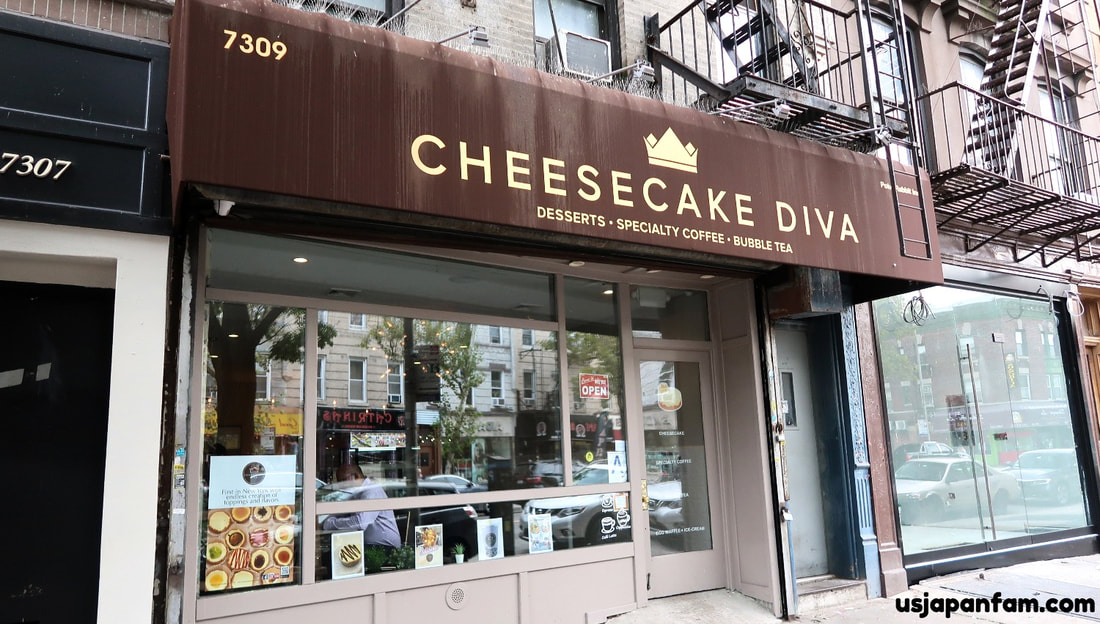 Bay Ridge's new Cheesecake Diva!