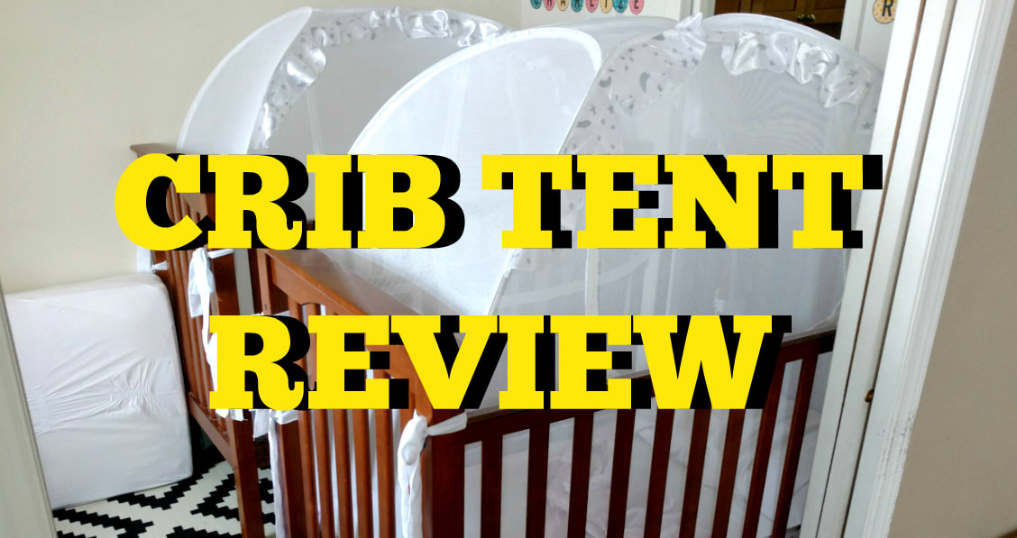 US Japan Fam reviews the Baby Crib Safety Net crib tent!