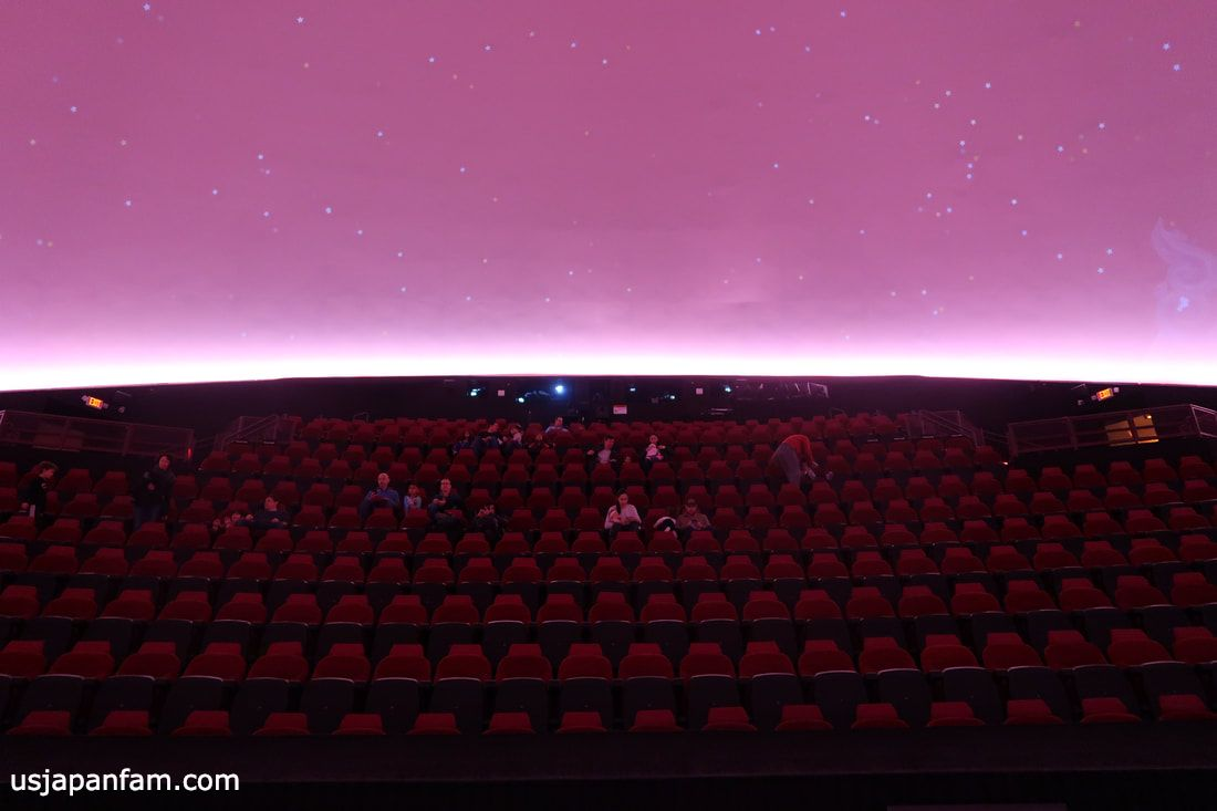 Biggest Planetarium in the Western Hemisphere - Liberty Science Center