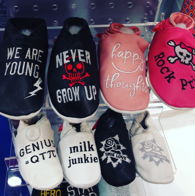 US Japan Fam loves Silly Souls baby shoes!