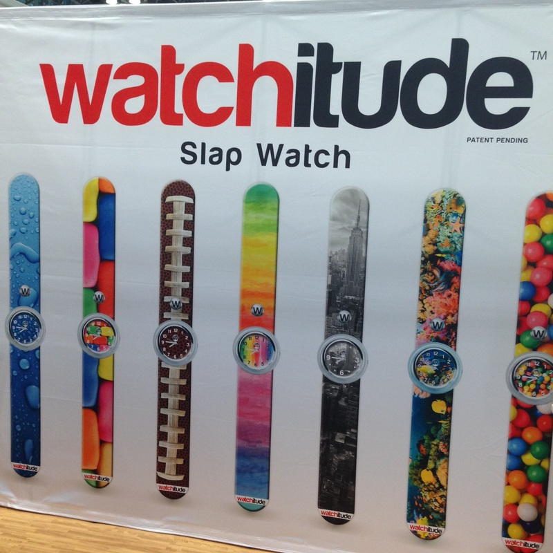 US Japan Fam loves Watchitude's slap watches!