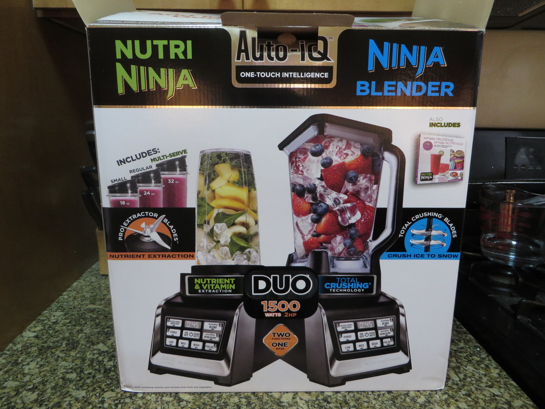 US Japan Fam reviews Nutri Ninja Blender Duo