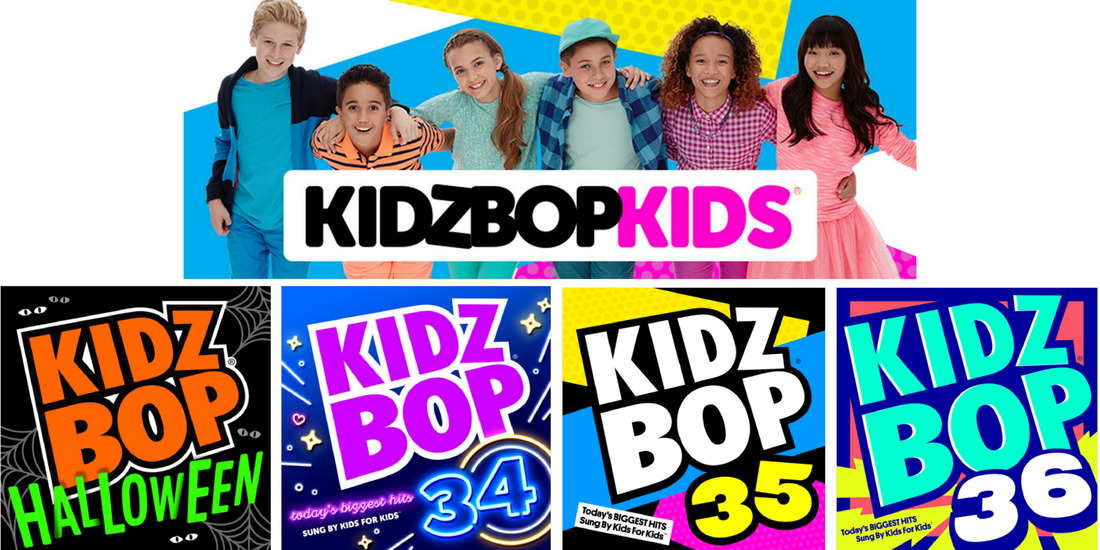 Win a 4-pack of KIDZ BOP albums in US Japan Fam's $600 value Toddler Fall Faves Giveaway!