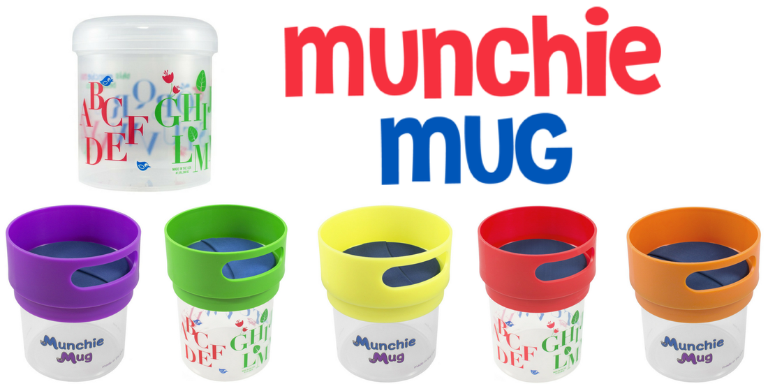 Win 2 Munchie Mug snack cups in US Japan Fam's $600 value Toddler Fall Faves Giveaway!