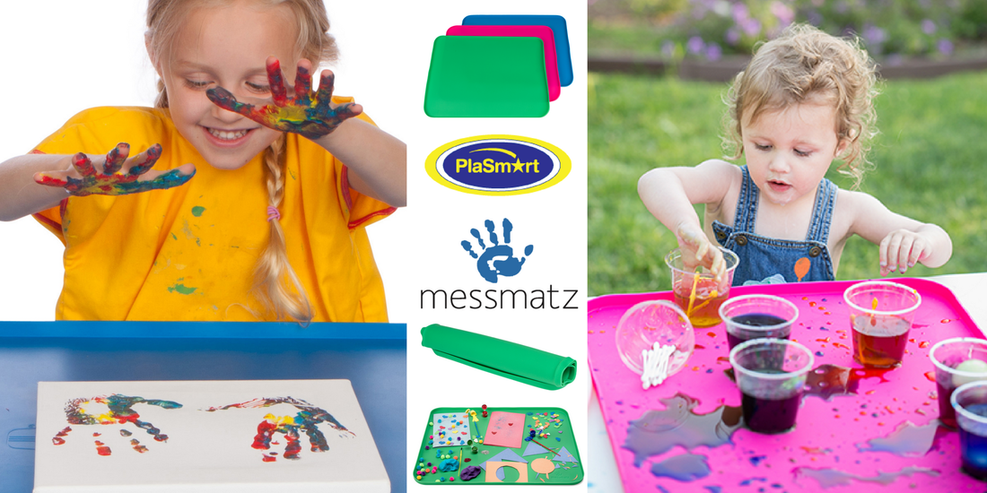 Win PlaSmart's MessMatz Creativity Mat in US Japan Fam's $600 value Toddler Fall Faves Giveaway!