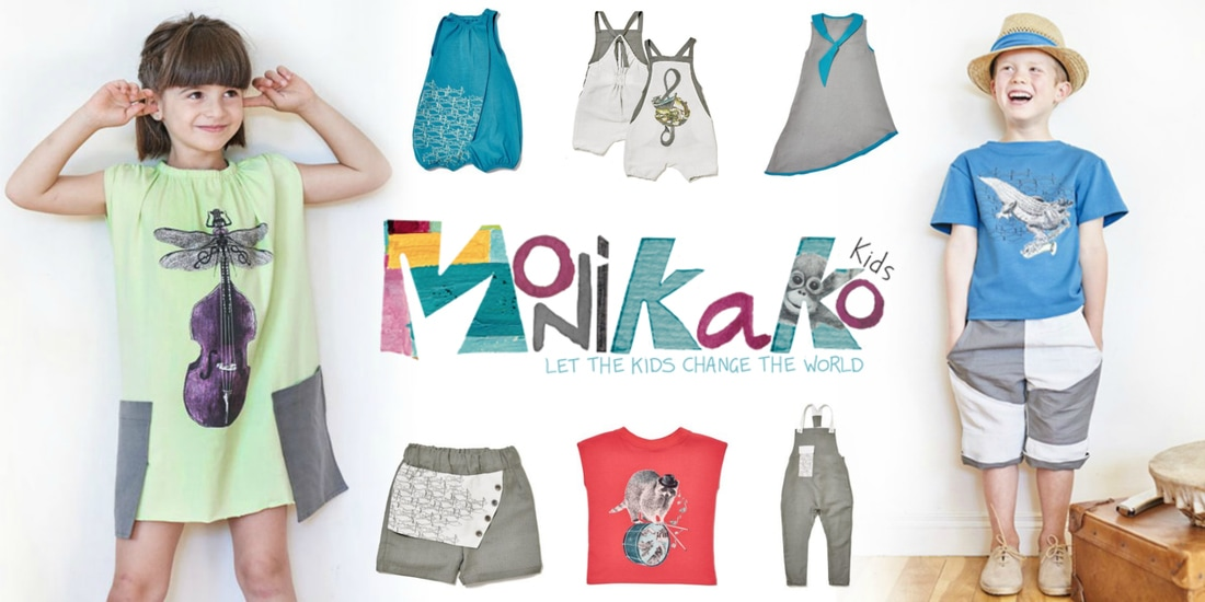 Win a Monikako Kids dress or t-shirt in US Japan Fam's Spring Goodies for the Kiddies Giveaway!