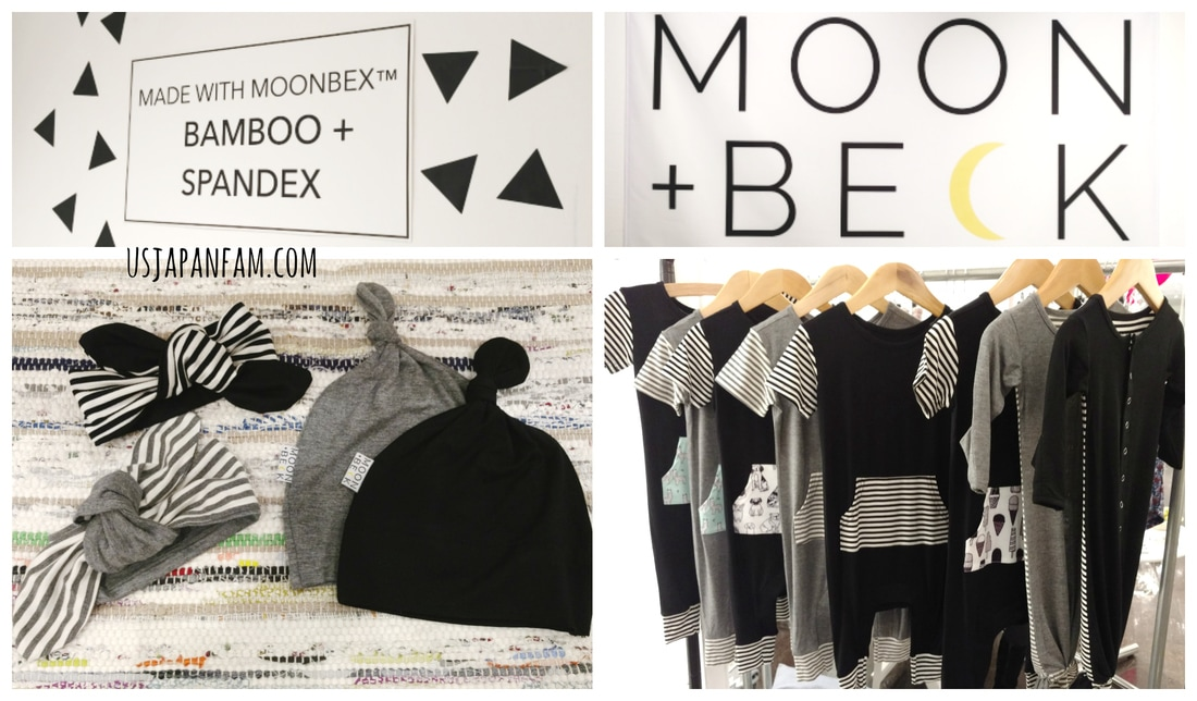 US Japan Fam loves Moon + Beck from the Playtime New York trade show!