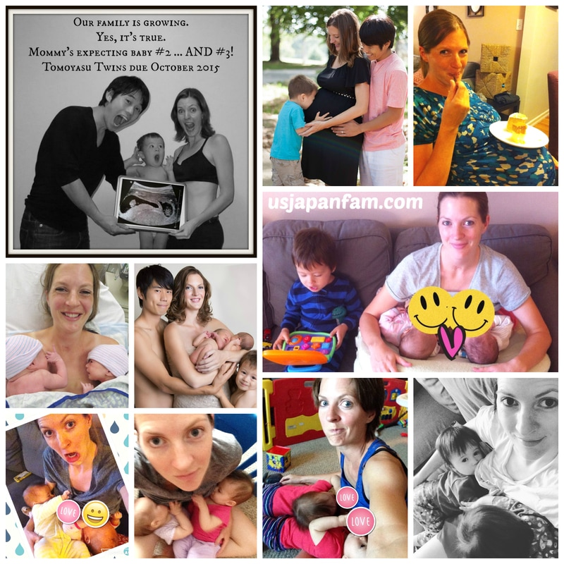 US Japan Fam reflects on being pregnancy and breastfeeding for the past 5 years straight!
