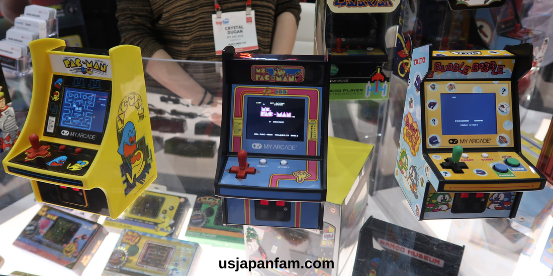 US Japan Fam's Picks the Best Video Game Toys for 2019 from Toy Fair New York
