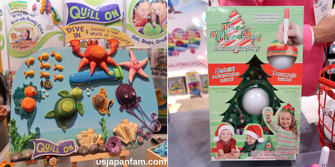 US Japan Fam's Picks the Best Arts & Crafts Toys for 2019 from Toy Fair New York
