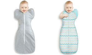 US-Japan Fam loves Love To Dream's Swaddle Up!