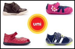 US-Japan Fam Back To School Giveaway - Umi Shoes $60 Gift Card