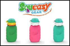 US-Japan Fam Back To School Giveaway - Squeasy Gear Reusable Snack Pouches