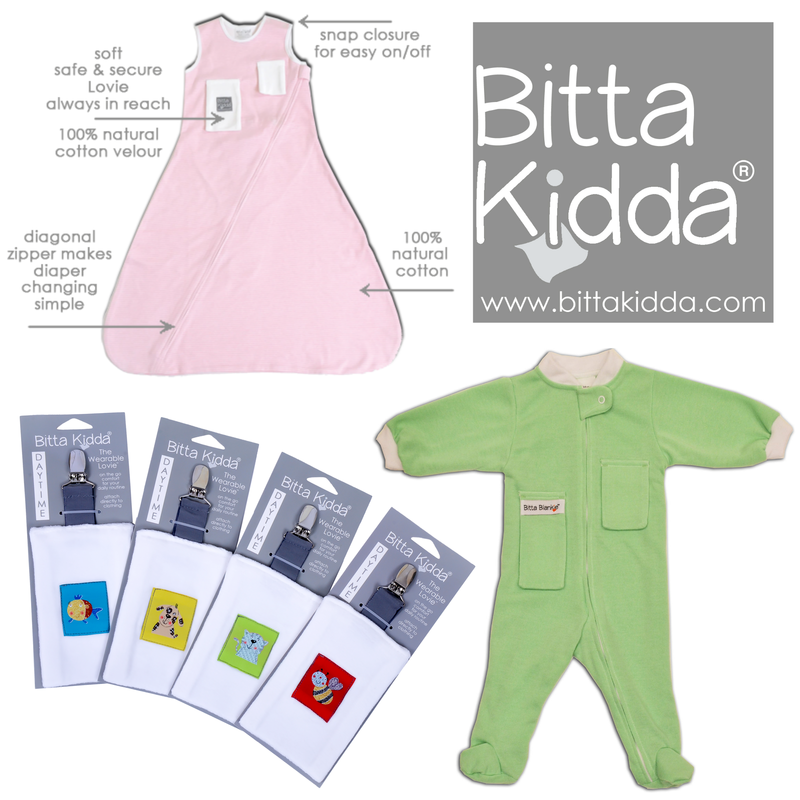 US-Japan Fam reviews BittaKidda's wearable lovies!