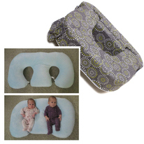 US Japan Fam recommends My Brest Friend and Twin Z for tandem nursing and feeding twins.