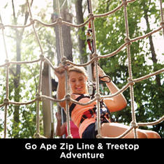 US Japan Fam's roundup of family-friendly activities in Go Ape Zip Line & Treetop Adventure