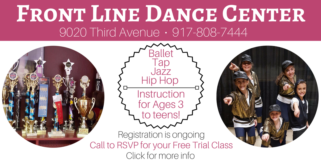 Front Line Dance Center in Bay Ridge, Brooklyn