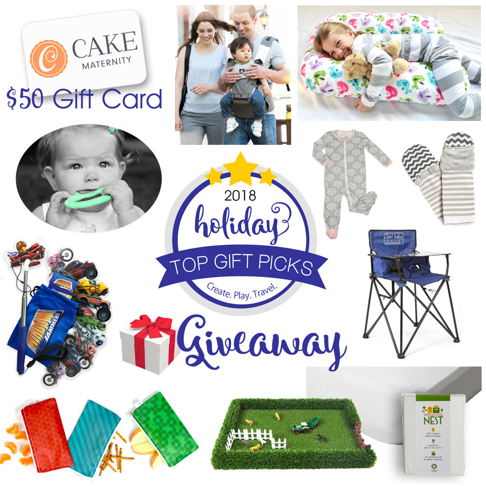 2018 Holiday Guide Giveaway for Babies and Toddlers