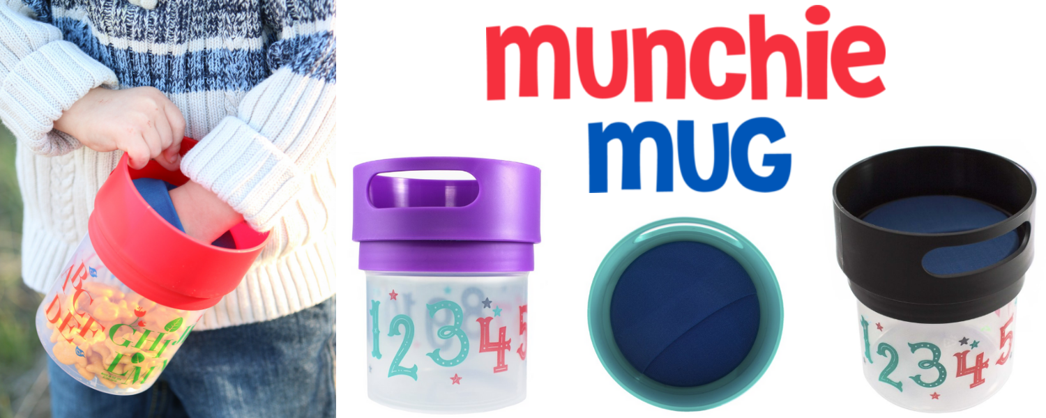 US Japan Fam's Fab February Giveaway for Kids - Munchie Mug
