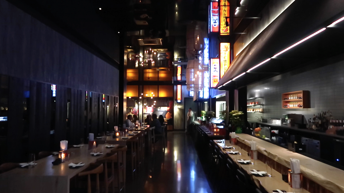 Okatshe Japanese Izakaya at Tropicana Atlantic City