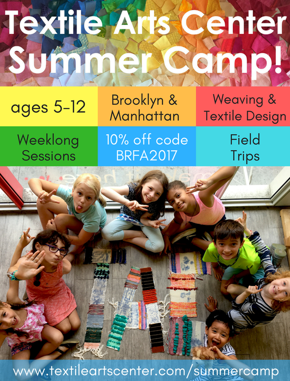 Textile Arts Center Summer Camp