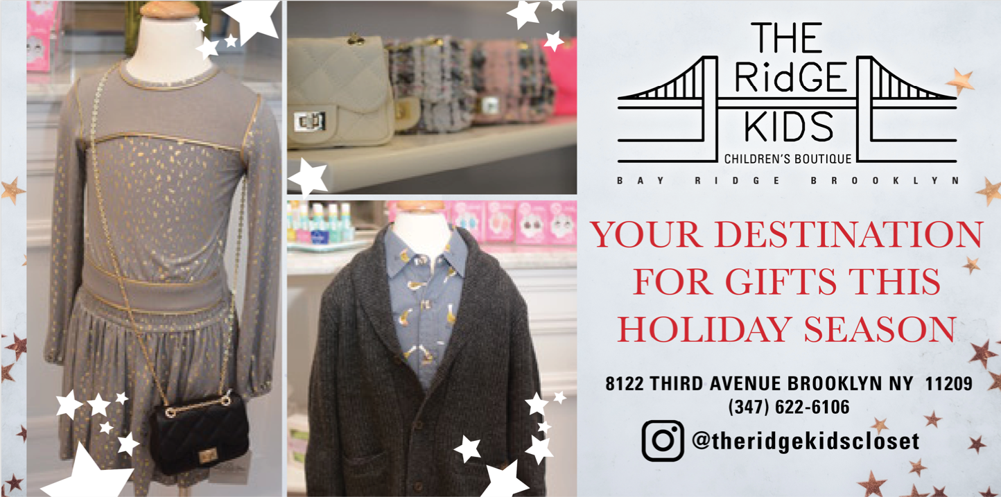 The Ridge Kids - Children's Boutique in Bay Ridge Brooklyn