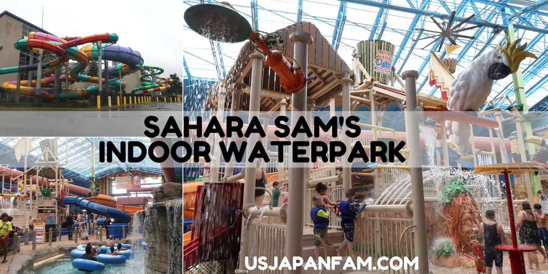 Sahara Sam's Indoor Waterpark - Day Trip from NYC with Kids