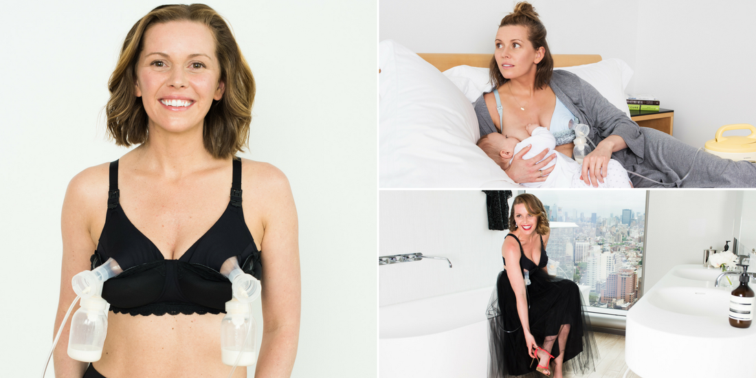 Simple Wishes - the best hands-free bras for pumping (and nursing)!!