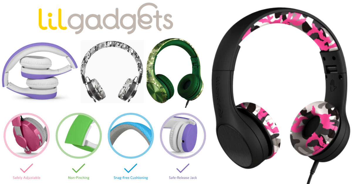 US Japan Fam 2020 Back to School Giveaway - Lil Gadgets Headphones