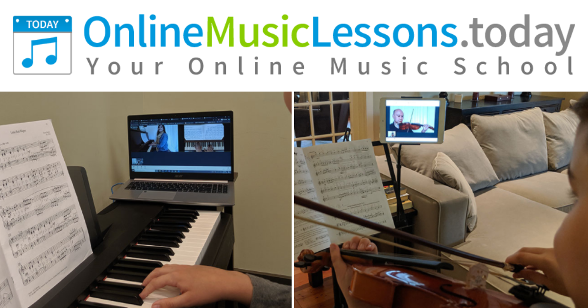 US Japan Fam 2020 Back to School Giveaway 1 month free music lessons with OnlineMusicLessons.today