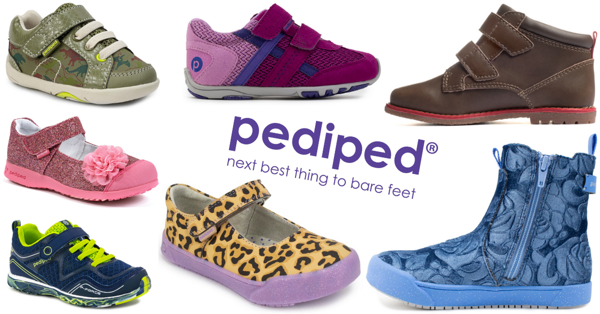 US Japan Fam 2020 Back to School Giveaway - pediped Childrens Shoes