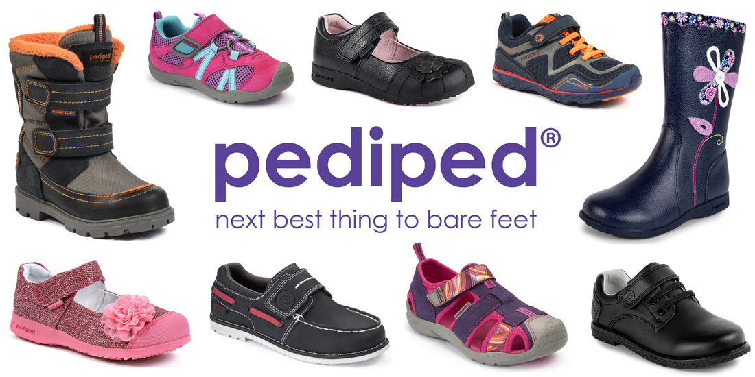 US Japan Fam loves pediped children's shoes!