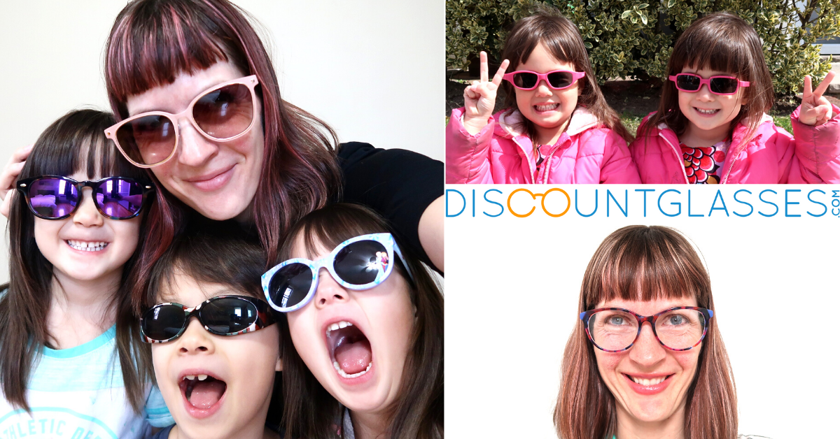 US Japan Fam's Brighter Days Ahead Giveaway for Families - $100 to DiscountGlasses.com