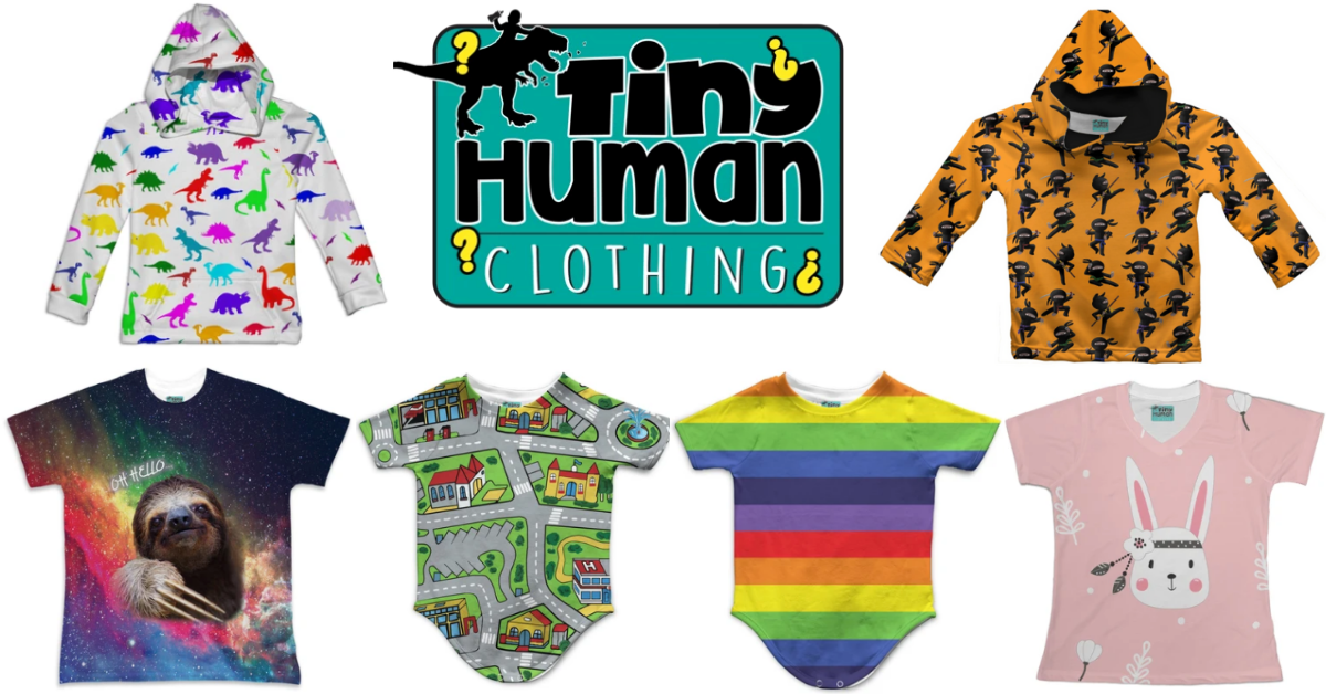 US Japan Fam's Brighter Days Ahead Giveaway for Families - Tiny Human Clothing