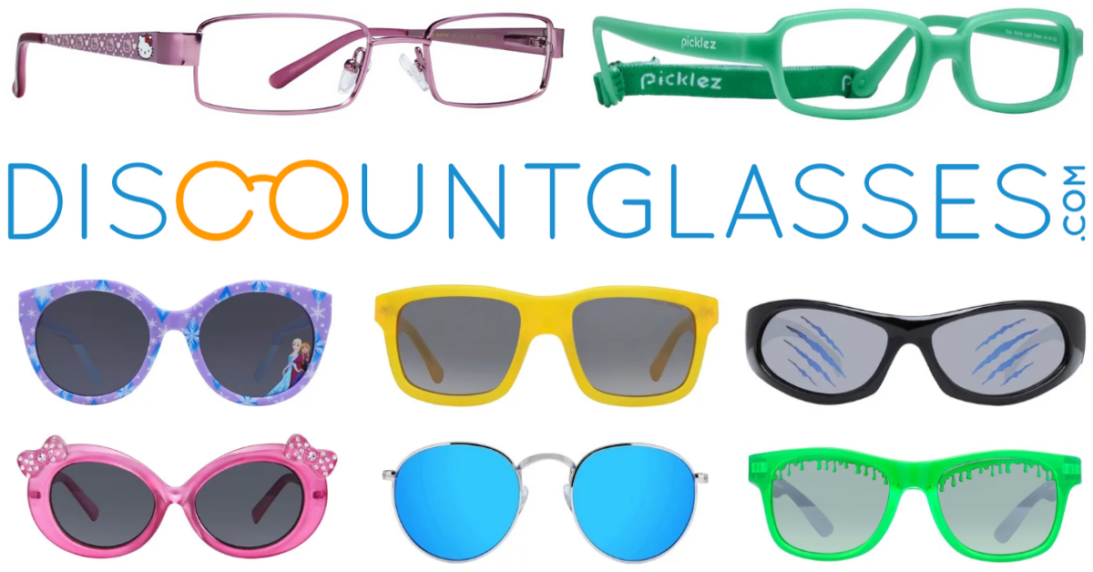 US Japan Fam's Fab February Giveaway for Kids - DiscountGlasses.com