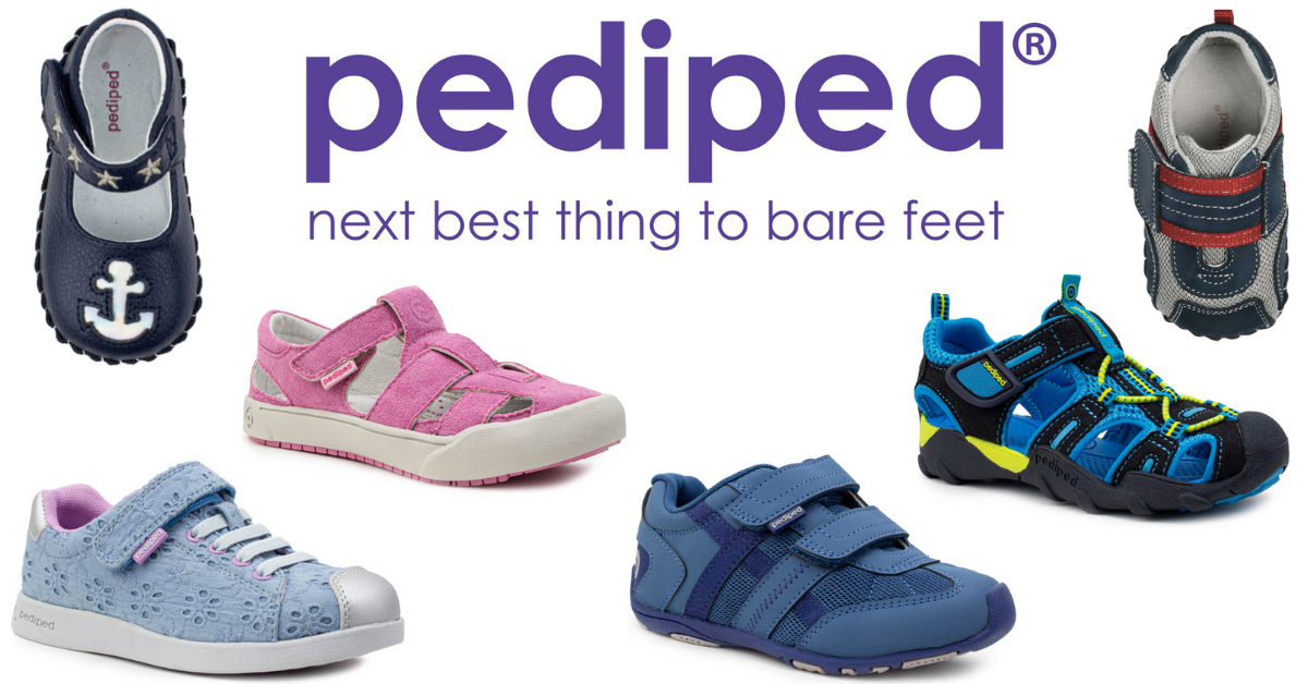 US Japan Fam spring into summer giveaway - pediped childrens shoes
