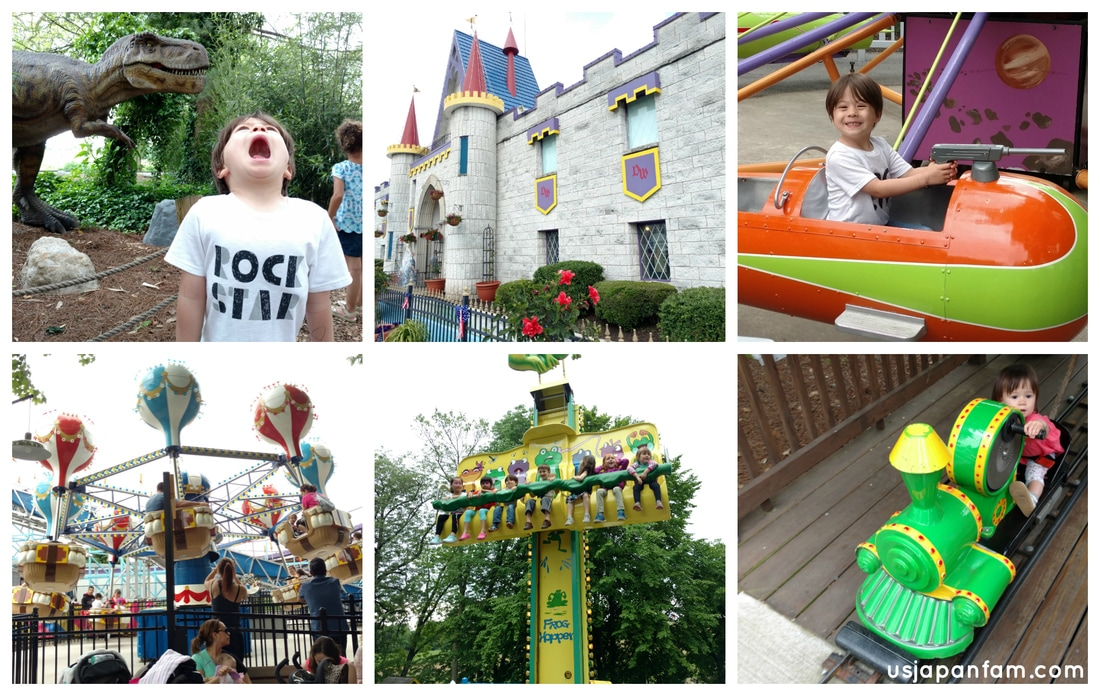 US Japan Fam's Family Vacation Guide to Lancaster: Dutch Wonderland