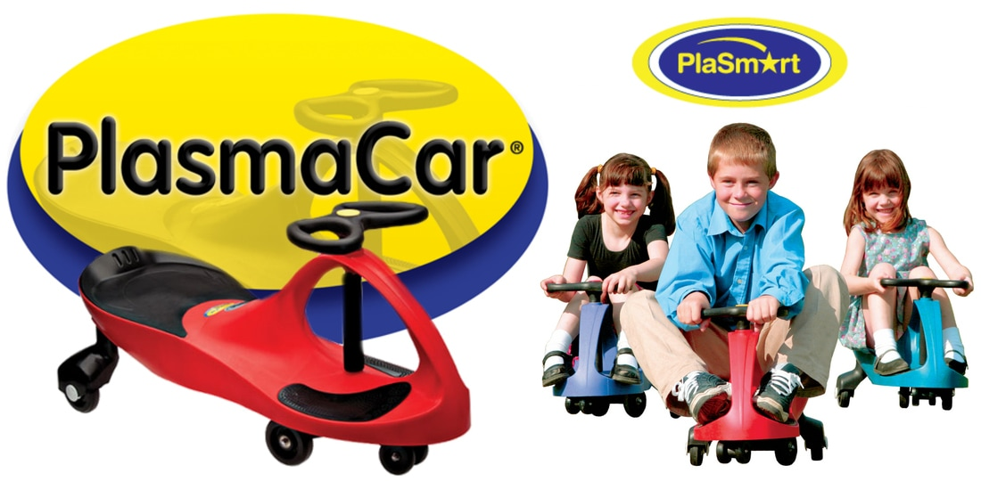 US Japan Fam's review and giveaway of the Original PlasmaCar ride-on!
