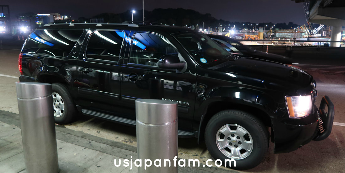 US Japan Fam review & giveaway of Kidmoto family-friendly NYC car service