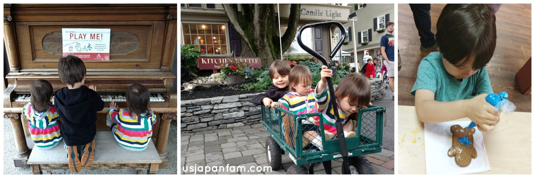 US Japan Fam's Family Vacation Guide to Lancaster: Kitchen Kettle Village