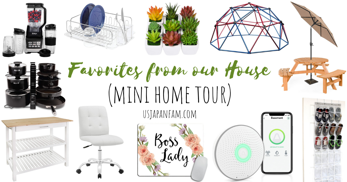 Great Buys for our New House - Mini Home Tour