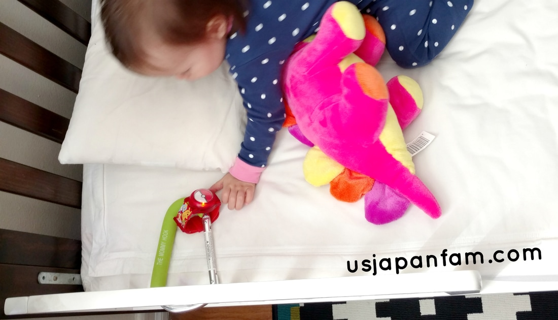 US Japan Fam's 13 Ways to Use The Mommy Hook: #12 -
