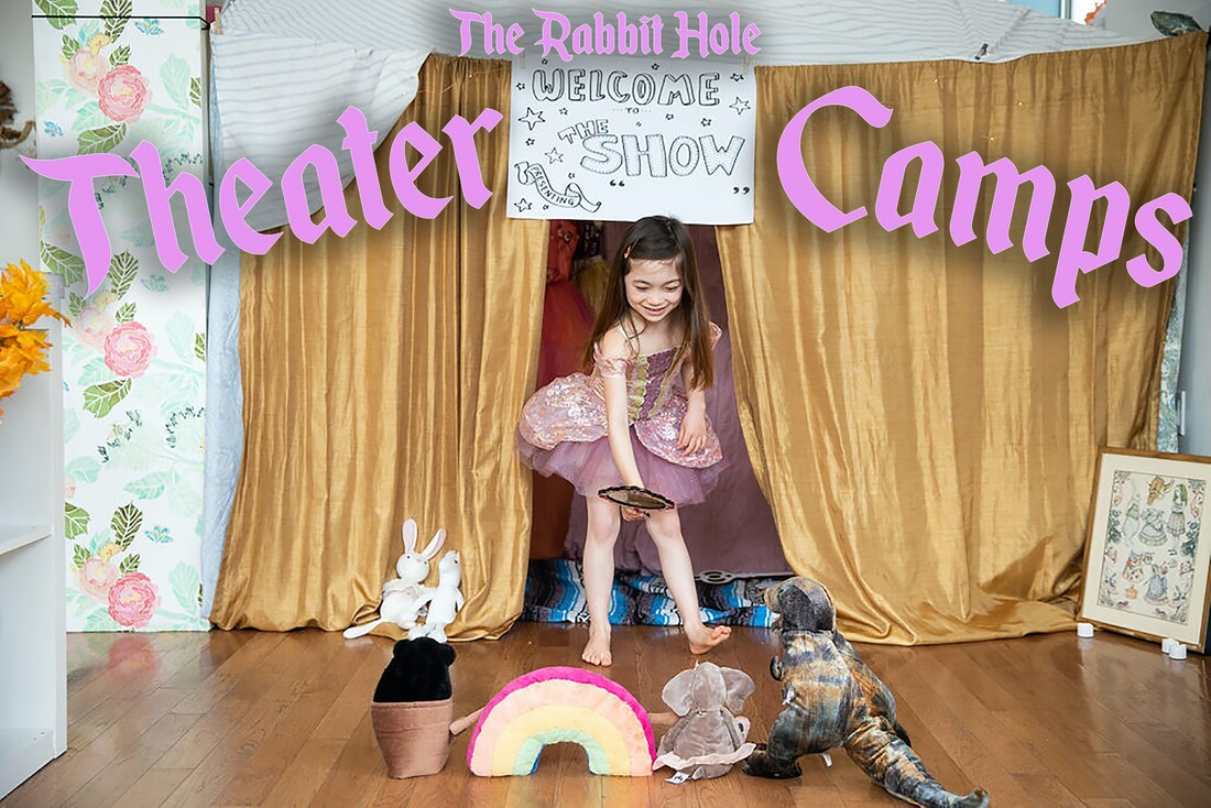 US Japan Fam - The Rabbit Hole Children's Theater Virtual Summer Camps