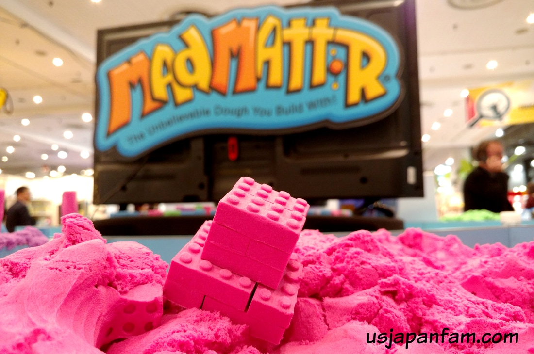 Mad Mattr is one of US Japan Fam's BEST TOYS from Toy Fair 2017!